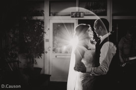First Dance at Peterstone Court