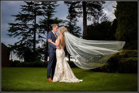 Nailcote hall hotel wedding photographer