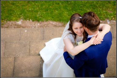 Wedding photographer at the Crowne Plaza Hotel in Solihull
